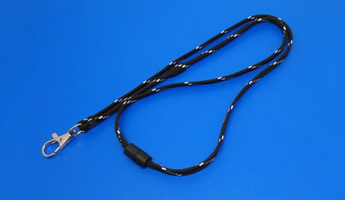 UHF RFID šňůrka na krk s dvojitým čipem